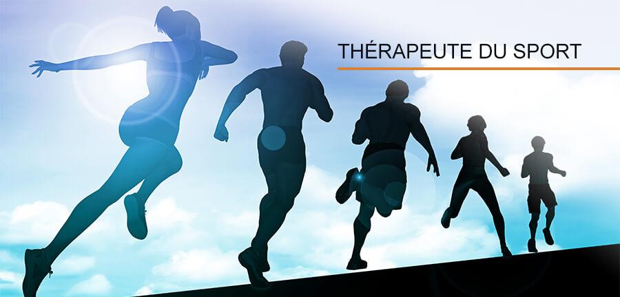 Therapeute du sport